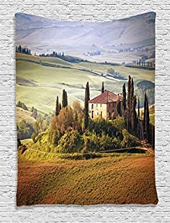 Best tuscan tapestry fabric Reviews