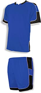 Nova soccer uniform kit customized with your number on back