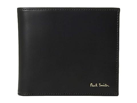 Paul Smith Multistripe Billfold Wallet