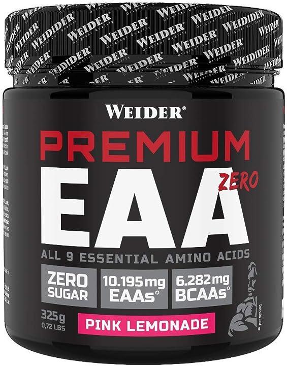 Bcaa in polvere weider integratore alimentare in polvere a base di aminoacidi essenziali - 320 g 31581
