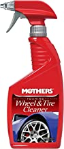 Mothers 05924 Foaming Wheel & Tire Cleaner, 24 oz. , Red