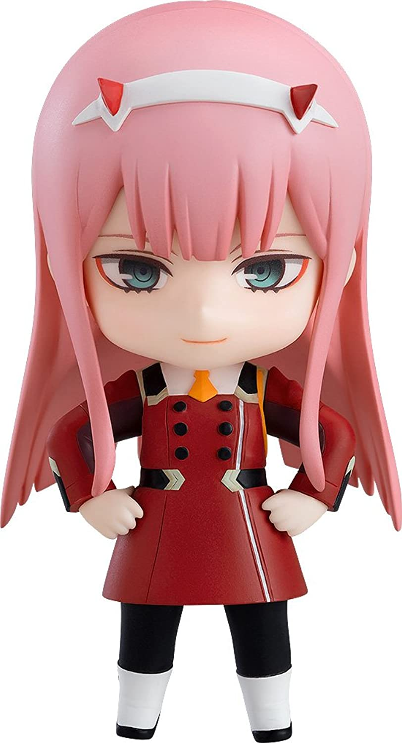 Good Smile Darling in The Franxx  Zero Two Dendroid Action Figure