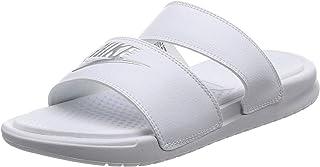 Nike Benassi Duo Ultra Women's Slippers, White, 7.5 UK (41-42 AE),NK819717-100