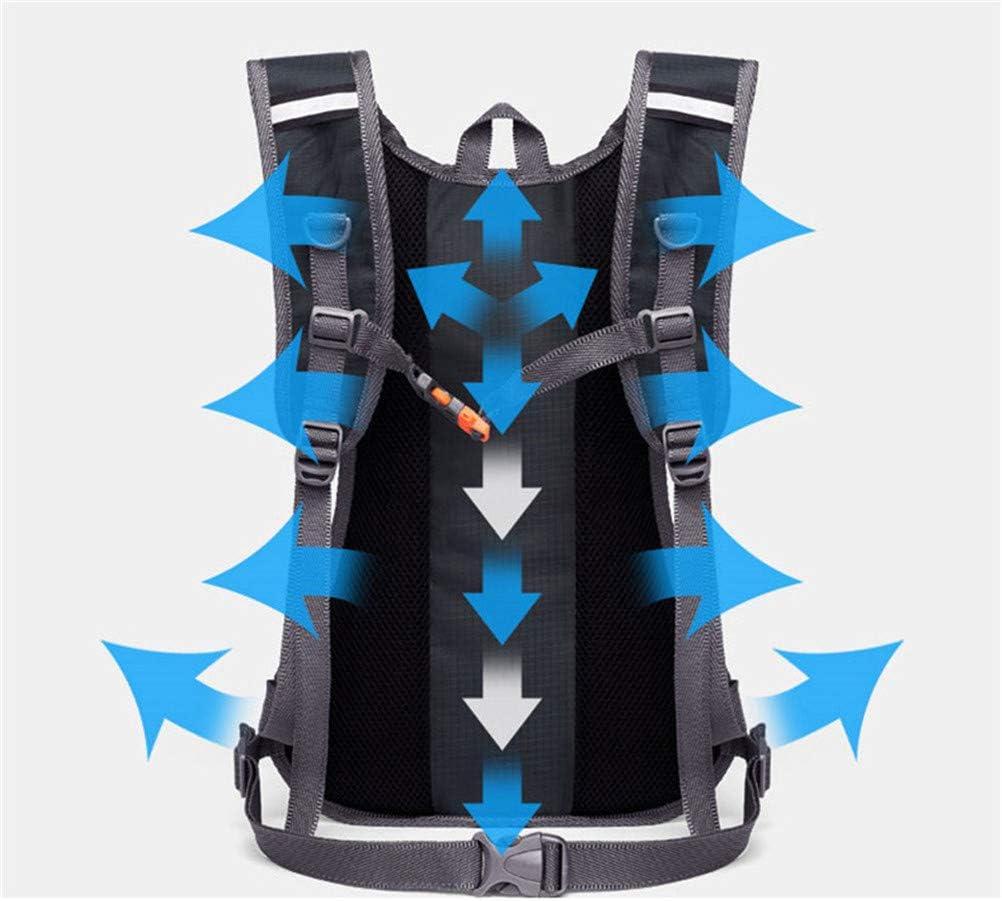 LHY EQUIPMENT Sac /À Dos L/éger Sac /À Dos De V/élo Respirant Ultral/éger 8L Sac /À Dos De Randonn/ée /Étanche pour Fitness Course /À Pied Ski V/élo Trekking