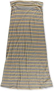 Roxy Womens All The Way Maxi Skirt