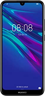 Huawei Y6 Prime 2019 Dual SIM - 32GB, 2GB RAM, 4G LTE, Modern Black