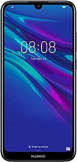 Huawei Y6 Prime 2019 Dual SIM - 32GB, 2GB RAM, 4G LTE, Midnight Black