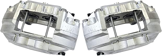CCK02959 [2] FRONT Premium Grade OE Semi-Loaded Caliper Assembly Pair Set