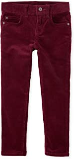 The Children's Place Boys' Big Wale Stretch Cordoroy Pant