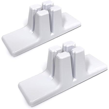 飛沫感染対策アイテム クロススタンド 3mm厚板用 2個入り (日本製)