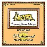 La Bella 653797.0 - Cuerdas para guitarras clásicas
