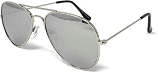 Retro - Children's Size Metal Aviator Sunglasses