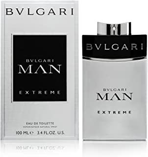 Bvlgari Perfume - Bvlgari Man Extreme - perfume for men, 100 ml - EDT Spray