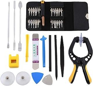 ZHANGYOUDE Repair Parts 16 in 1 Mobile Phone Crowbar Screwdriver Disassembly Repair Tools