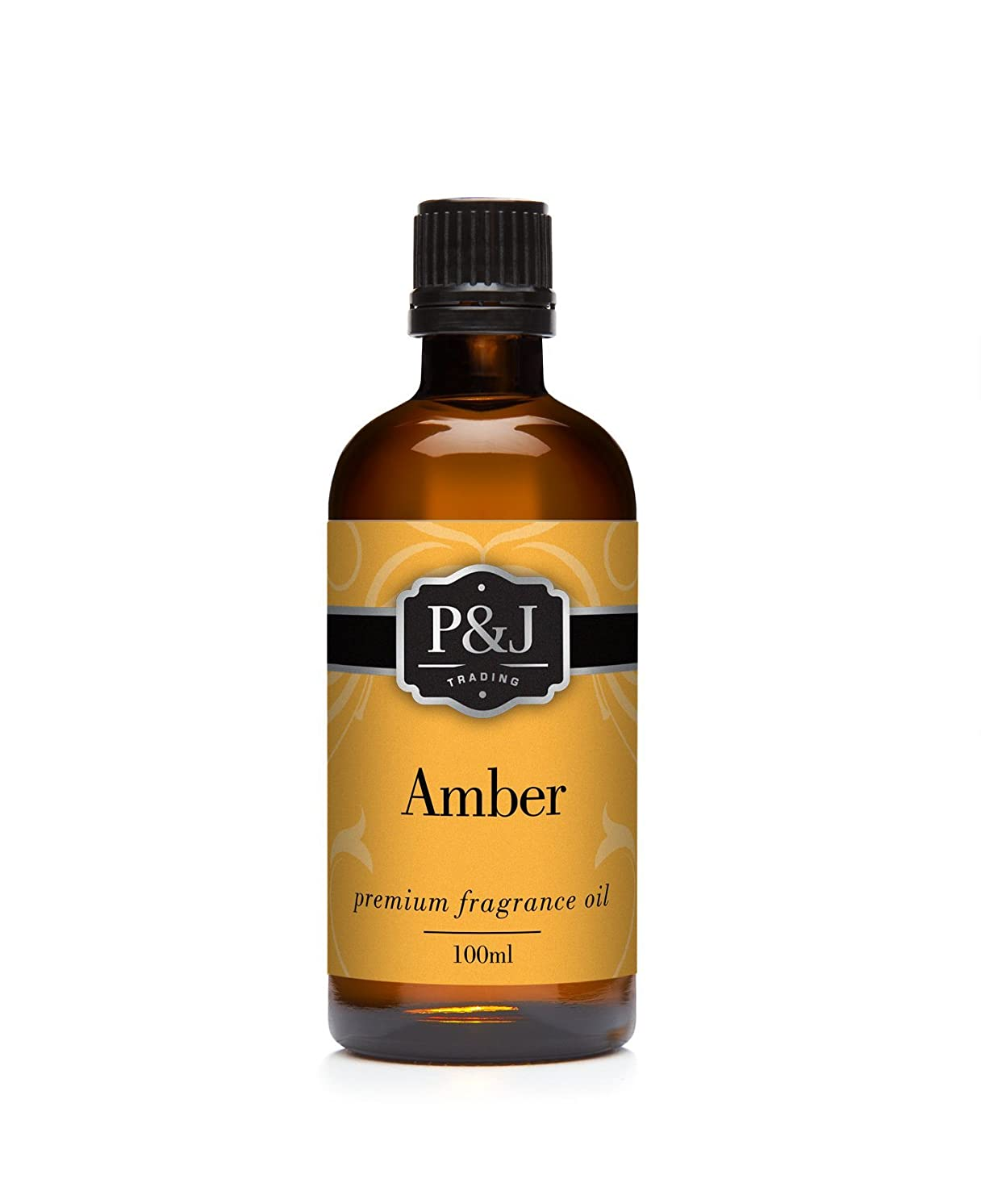 Amber Fragrance Oil - Premium Grade Scented Oil - 100ml/3.3oz