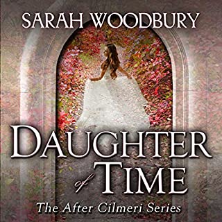 Daughter of Time: A Time Travel Romance cover art