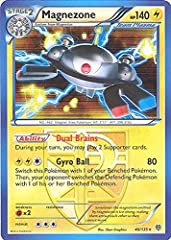 A single individual card from the Pokemon trading and collectible card game (TCG/CCG). This is of Holo Rare rarity. From the Black and White Plasma Storm set.
