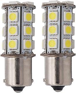 GRV Ba15d 1142 1072 72-5730 SMD LED 5W DC12V- DC24V Cristal de Silicona Super Brillante