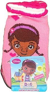 4fcb3b08d Disney Doc McStuffins Toddler 3-Pairs Girls  Socks (Size ...