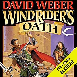 Wind Rider's Oath audiobook cover art
