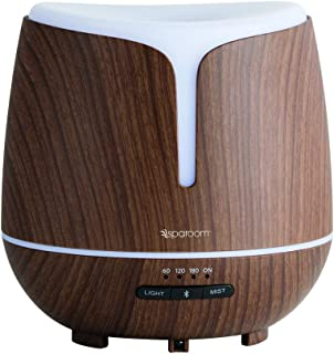 SpaRoom Proair Essential Oil Diffuser with Bluetooth