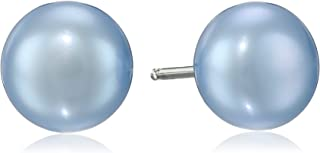 Honora Sterling Silver Freshwater Cultured Pearl Stud Earrings