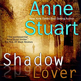 Shadow Lover audiobook cover art