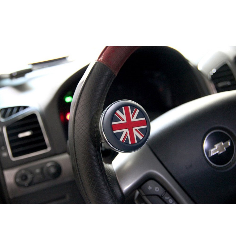 Autoriver Kenner Union Jack Power Handle Car or Boat British Style ...