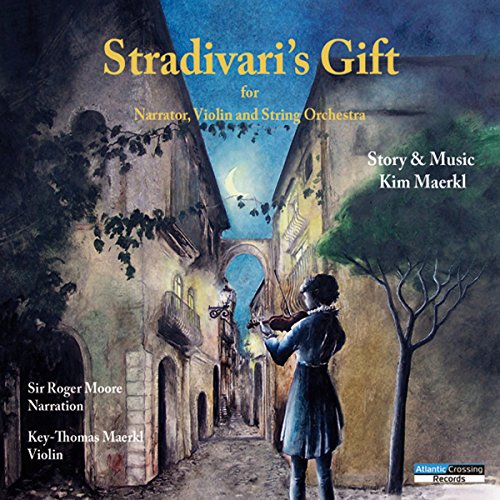 Stradivari's Gift audiobook cover art