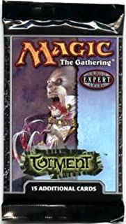 1 (One) Pack of Magic the Gathering MTG Torment Booster Pack (15 Cards)