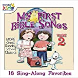 Best Bibles - My First Bible Songs, Vol. 2 Review