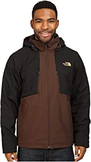 The North Face Apex Elevation Jacket Coffee Bean Brown/TNF Black Men's Coat