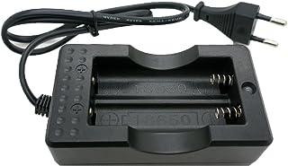 Cargador de Pilas Baterias Recargables 3.6 3.7V Li Ion Li-Ion BRC LC 18650 2538