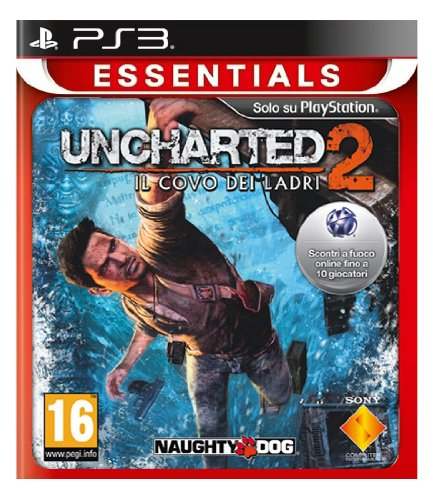 Essentials Uncharted 2: Il Covo Dei Ladri