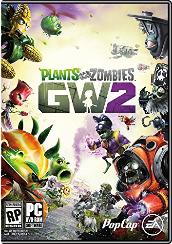 Plants vs Zombies: Garden Warfare 2 Online Game Code