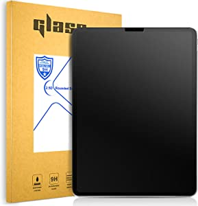 ambison Matte Glass Screen Protector Compatible with iPad Air 4th Generation 10.9 inch 2020, Anti Glare&Fingerprint/Easy Installation/Bubbles Free/No Dazzling for Drawing/Writing/Games