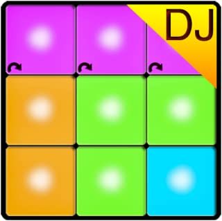 DJ Disco Pads - mix dubstep, dance, techno & house