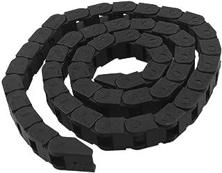ICQUANZX 10x10mm sleepkabel kabelrups sleepketting voor 3D-printer bedrading CNC-machines
