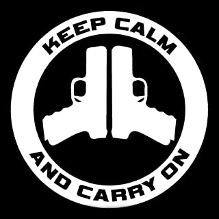 concealed carry decal