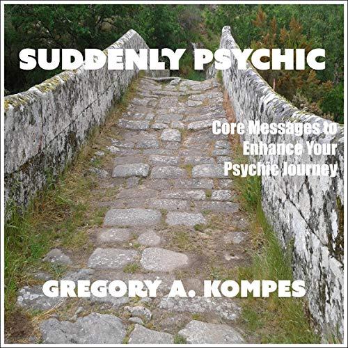 Couverture de Suddenly Psychic