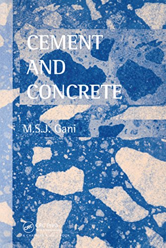 Cement and Concrete (English Edition)