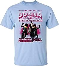 Donna The Dynamos Mamma Mia Pop Band T-Shirt