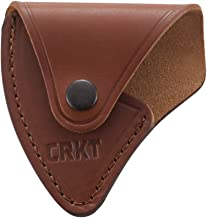 CRKT T-Hawk Leather Sheath Mask for use with Woods Chogan, Kangee & Nobo Tomahawks D2730-1