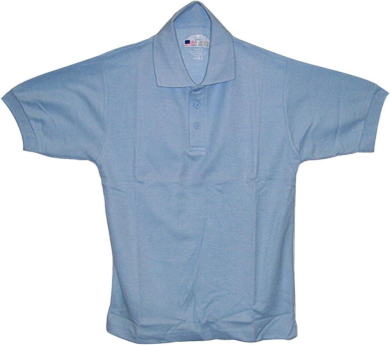 Preferred School Uniform Boy's School Uniform Short Sleeve Polo