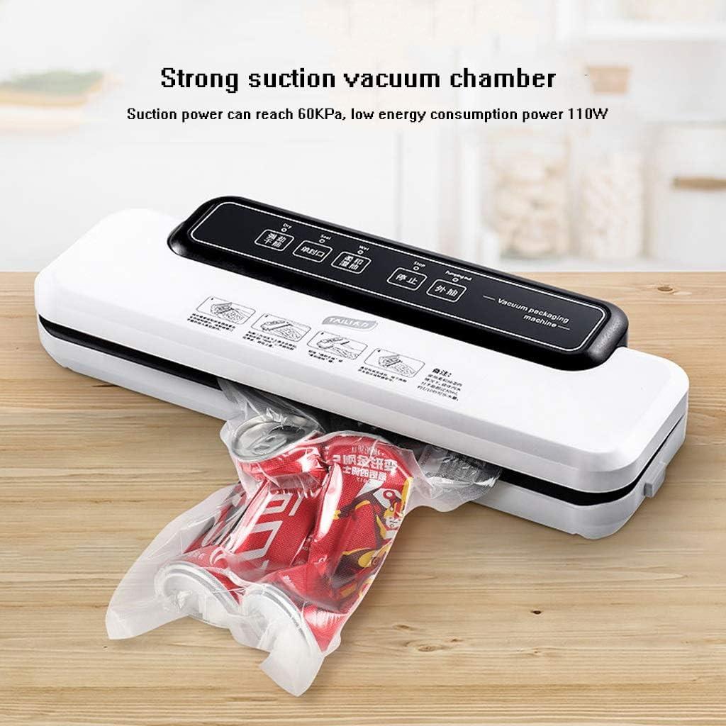 Machine sous vide Scelleuse Sous Vide, Machine Automatique de Scellage Des Aliments pour La Cuisine Sèche et Humide (Color : Style1) Style3