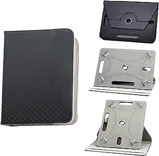 BEISK, Funda Universal para Tablet de 7-8 Pulgadas, con Sistema Giratorio de 360º, Rotación, Protección, con Soporte, para...