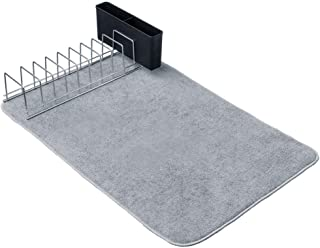 blitzlabs Microfiber Dish Drying Mat 23.5