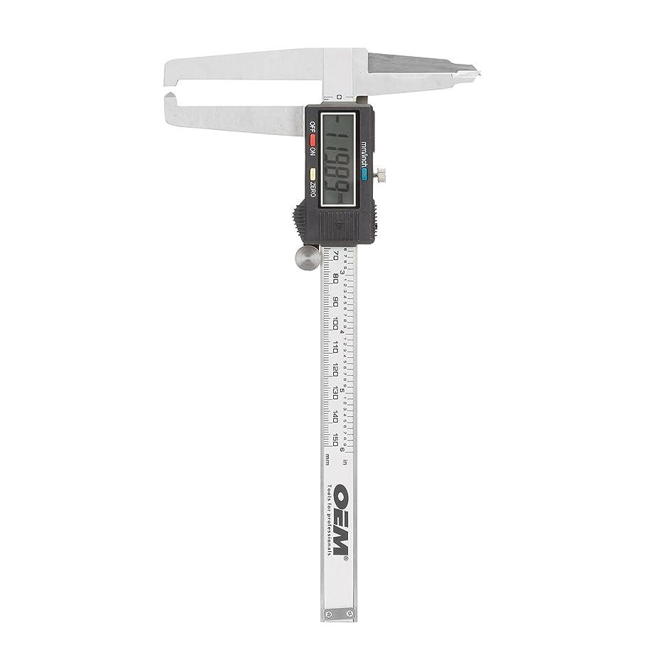OEMTOOLS 25367 Disc Brake Rotor Micrometer