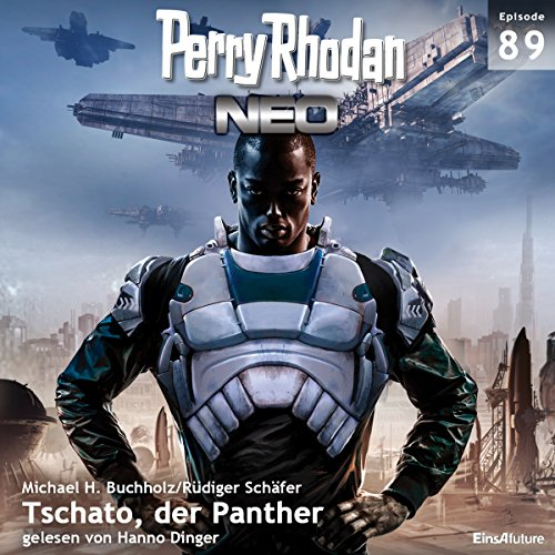 Tschato, der Panther audiobook cover art