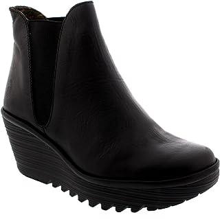 LAICIGO Womens Chelsea Boots: Amazon.co